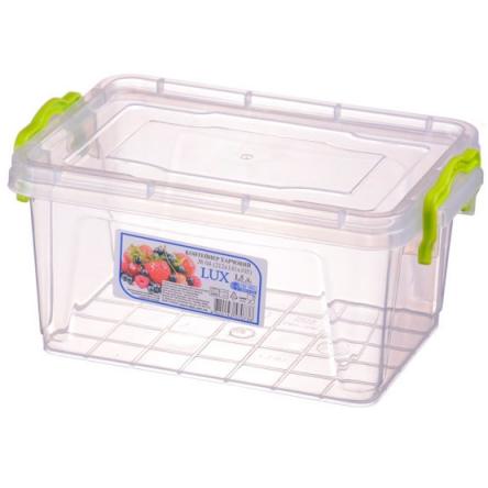 Контейнер пищевой Lux №4 (1.5 л)