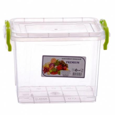 Контейнер пищевой высокий Premium №2 (1,4 л)