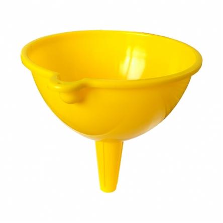 Воронка пластиковая  большого диаметра 200 мм.